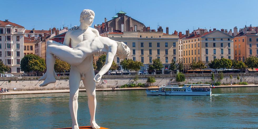 Jeudi 17 décembre 2020 - L'ART DE LYON DONNE VIEÀ L'ESPACE PUBLIC : DE LA SCULPTURE AU STREET ART