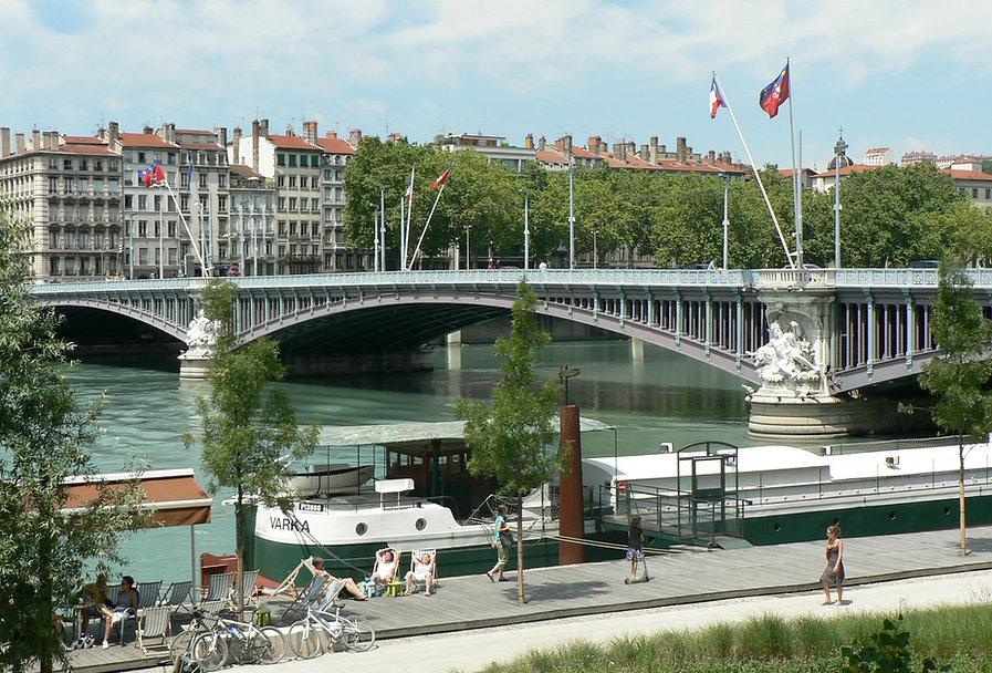 pont Lafayette Lyon