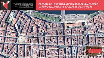 PRESQU'ILE LYON - QUARTIER ANCIEN JACOBINS-MERCIÈRE Nicolas Bruno Jacquet www.promenades-archi-lyon.com