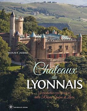 Châteaux du Lyonnais - Nicolas Bruno Jacquet