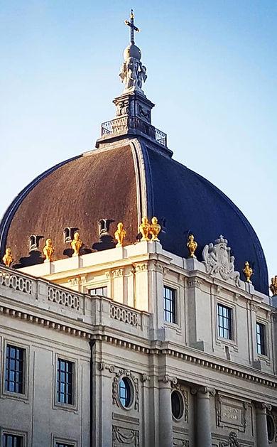VISITE GUIDÉE LYON N°7. Bellecour & le Grand Hôtel-Dieu