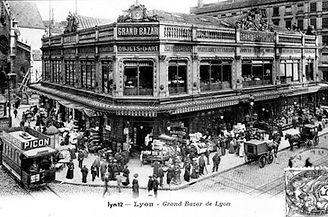 ancien Grand Bazar de Lyon