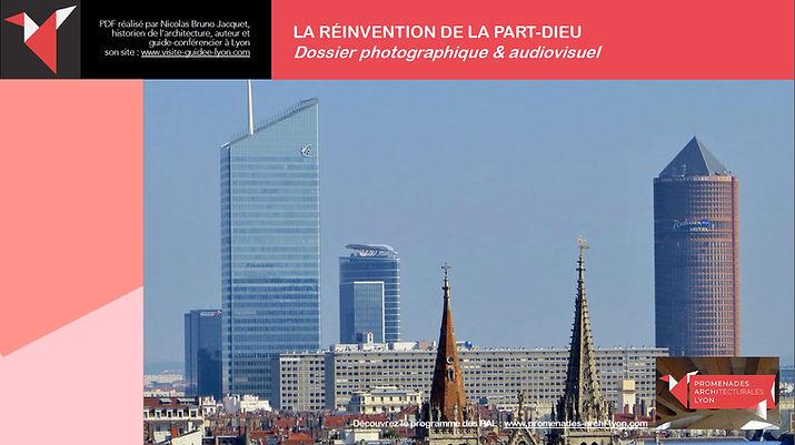 La réinvention de la Part-Dieu - Nicolas Bruno Jacquet www.promenades-archi-lyon.com