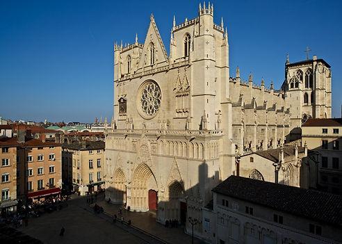 cathédrale primatiale Saint-Jean Lyon