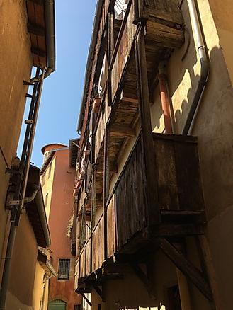 Maison impasse Turquet Quartier_Saint-Georges_et_ses_traboules