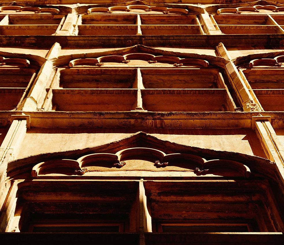 Façade rue Saint-Jean Vieux Lyon Visite guidée Lyon