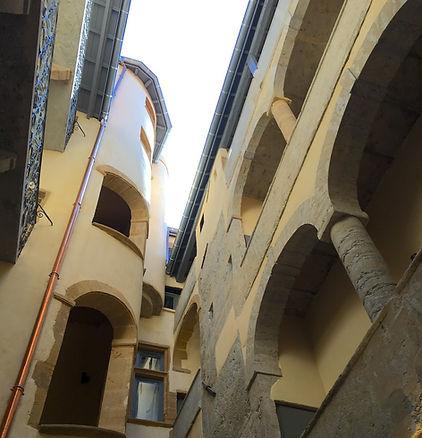 Quartier Saint-Georges et ses traboules visite guidée Lyon