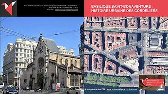 BASILIQUE SAINT-BONAVENTURE - HISTOIRE U