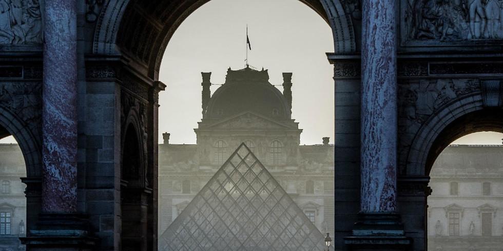 Jeudi 4 février 2021 - UNE HISTOIRE ARCHITECTURALE DU PALAIS DU LOUVRE