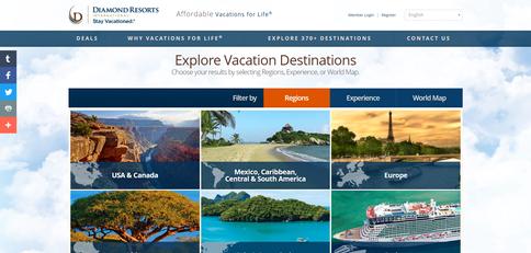 Diamond Resorts: Content Creation | Photo & Video