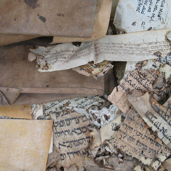 The Post-Internet Queer Geniza Project