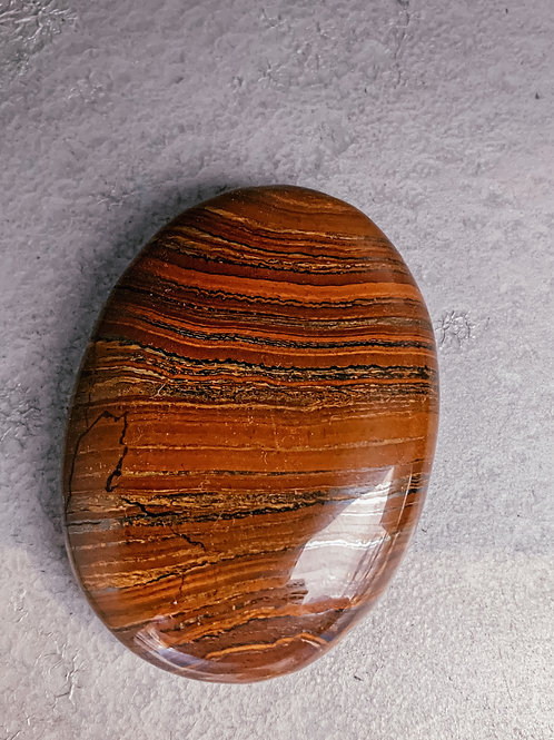 Tiger Iron Palm Stone