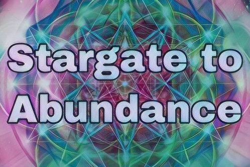 Stargate to Abundance