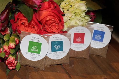 Element Herb Mixtures 4 pack