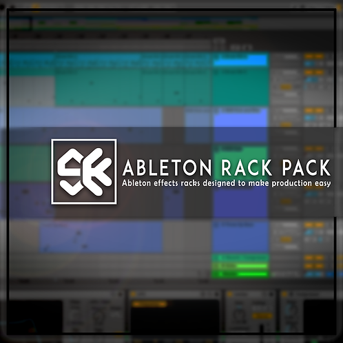 SKapade Studios Ableton rack pack