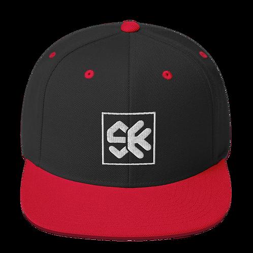 Skapade snapback Hat