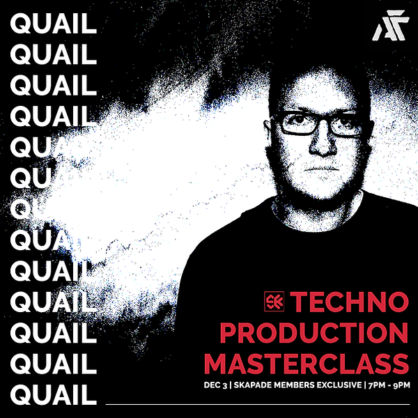 Techno Production Masterclass