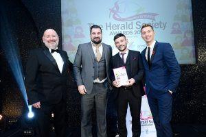 Exclusive - SKapade scoop best social start up award