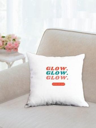 """Glow, Glow, Glow Pillow - 14""""x14"""""""