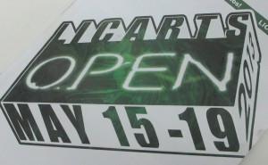 LIC Arts Open 10×10 Exhibition