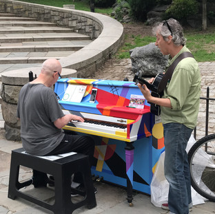 Carl Shurz Park, NY