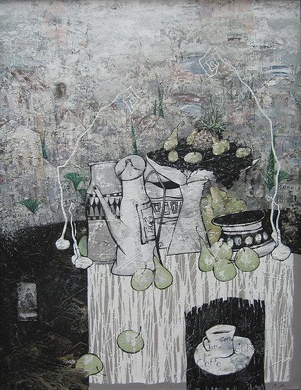Memories by Miroslav Duzinkevych