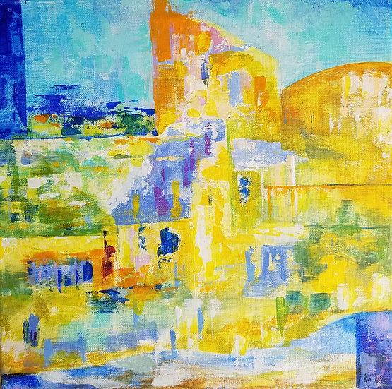 """Place of Light""   by Olga Malamud-Pavlovich"