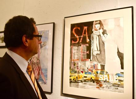 Путёвка в известность -                       от Artios Gallery