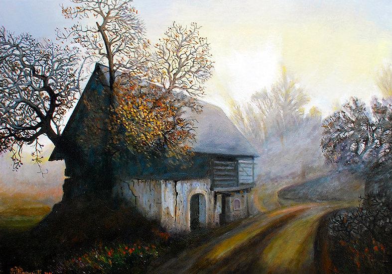 Autumn Dawn by Dragoljub Trindic - Serbia