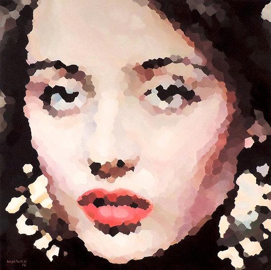 Tatiana Eva-Maria by Anya Rubin