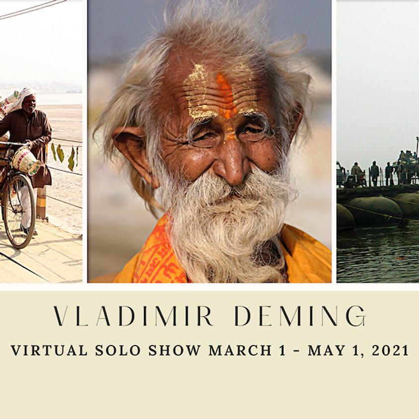 Where Ganges, Yamuna, and Saraswati Merge. Faces of India;