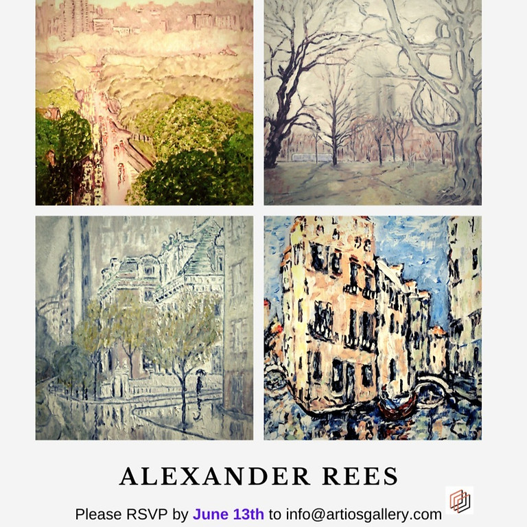 Alexander Rees. The Art of Imagination