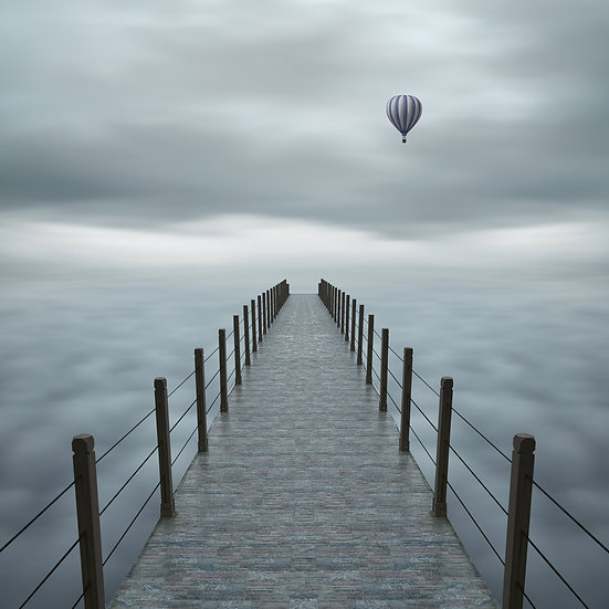 """Gone"" by Philip McKay"