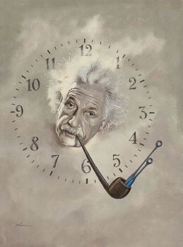 Time?...A Joke by Florian- Doru Crihana