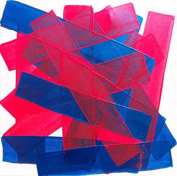Pickup Sticks III by Josh Stein