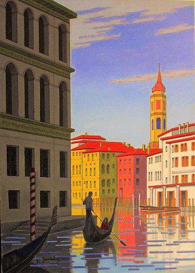 Venice, Italy by Yacov Gabay