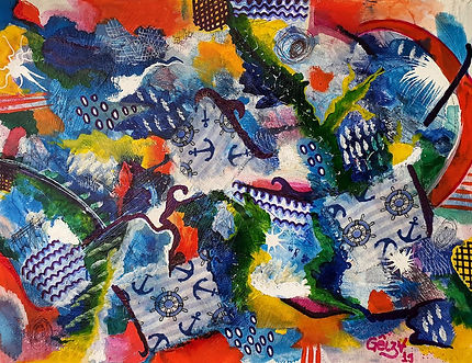 Geiza_ Barreto_Overseas_mixed_media_recy