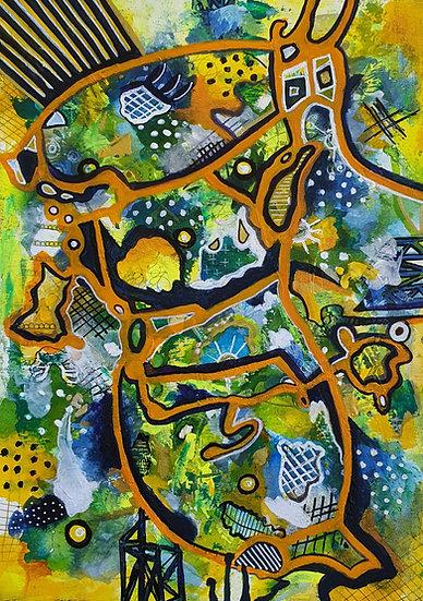 My Kingdom by Geiza Barreto
