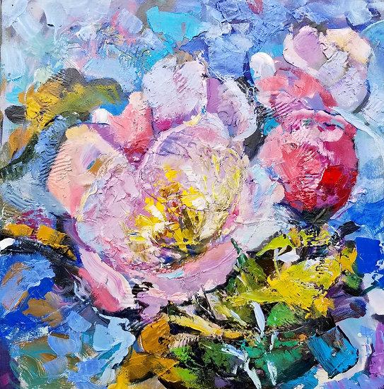 Spring Bloom by Vladimir Demidovich