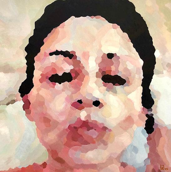 Selfie by Anya Rubin