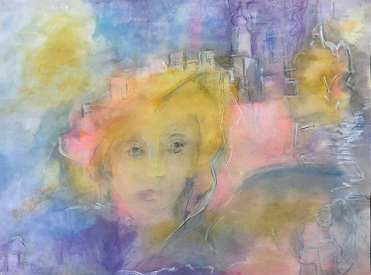 City Girl by Elena Zelenina