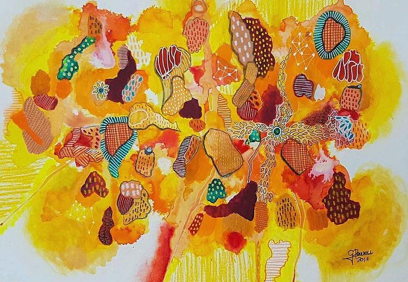 Love & Prosperity by Geiza Barreto / Brazil