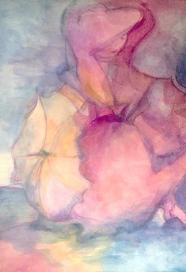 A Dreamer by Elena Zelenina