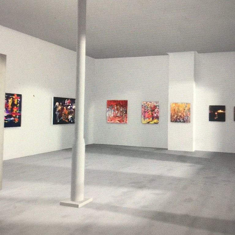 Alexander Rees / Solo Online Exhibition