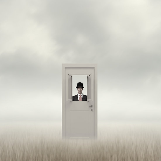 Just Passing Time by Philip McKay
