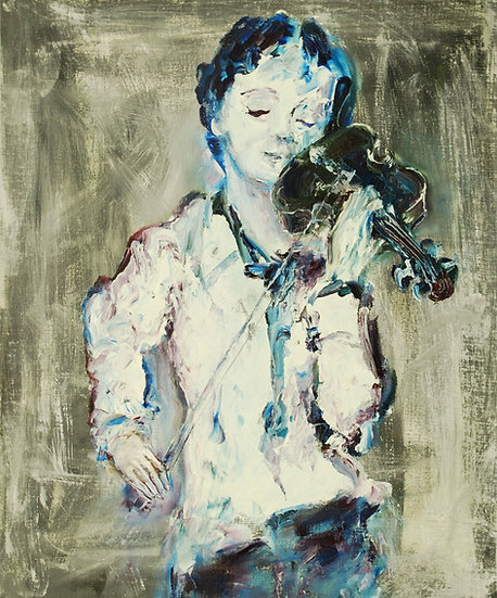 """Musician"" by Alexander Dudorov"