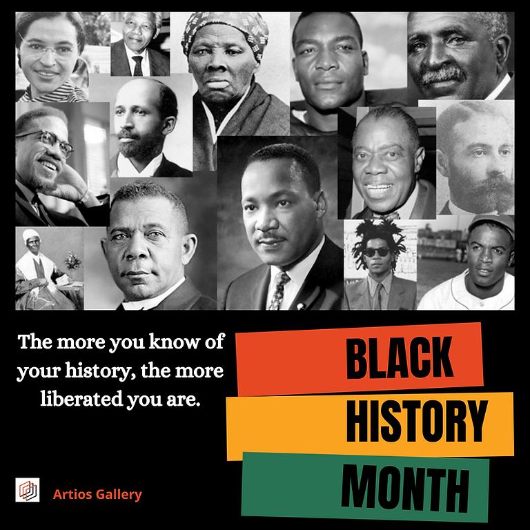 Black History Month Group Exhibition 2021