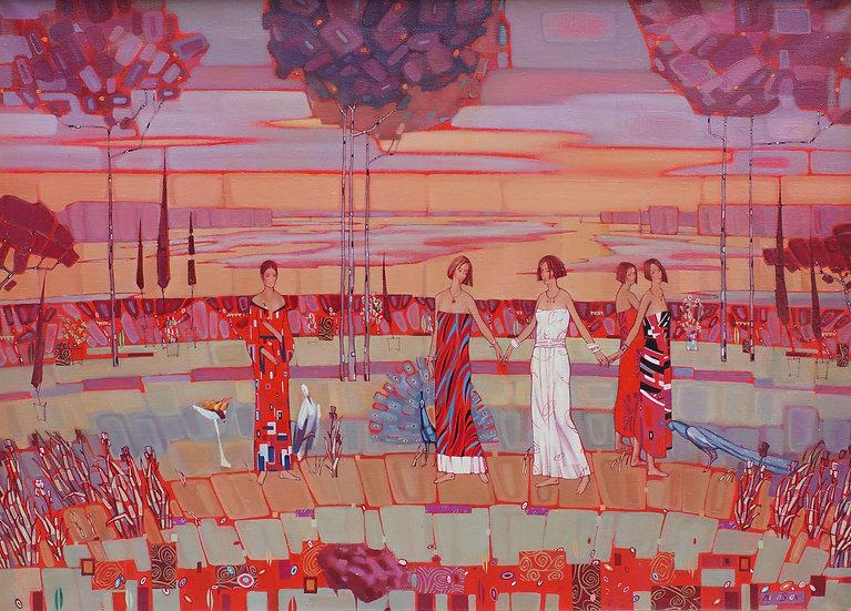 Paradise by Miroslav Duzinkevych