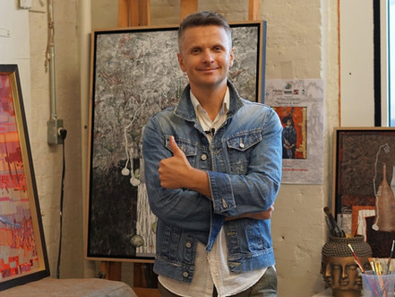 Introducing Miroslav Duzinkevych - The Artist for All Times