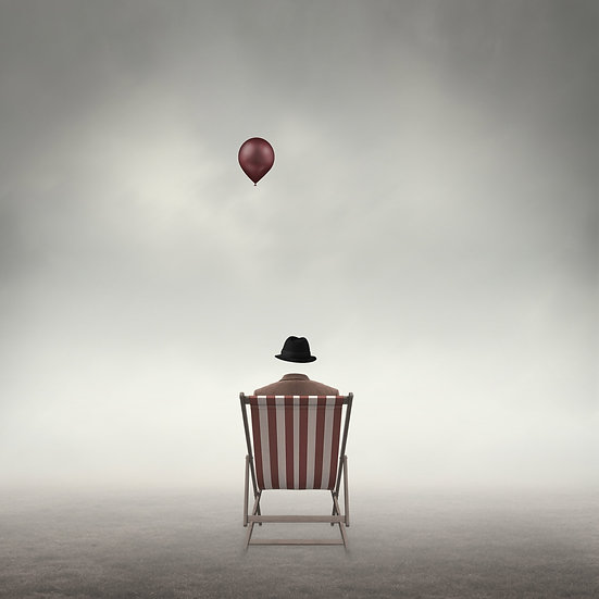 """Wish You Were Here"" by Philip McKay"